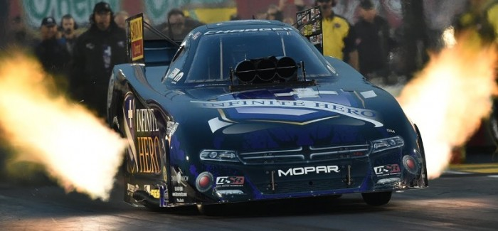 Fastest NHRA Funny Car Run Of All Time (2)