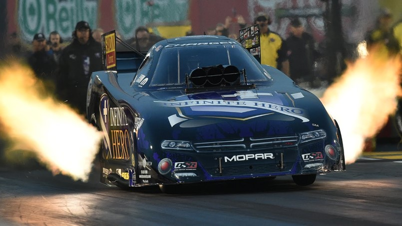 Fastest Nhra Funny Car Run Of All Time Video Dpccars