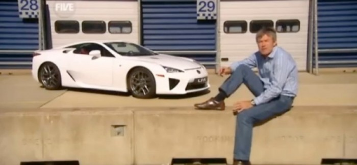 Fifth Gear – Lexus LFA Review – Video