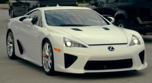 Fifth Gear - Lexus LFA Review 2