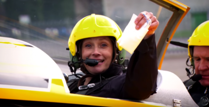 Fifth Gear - Vicki Butler In A High G-Force Stunt Plane