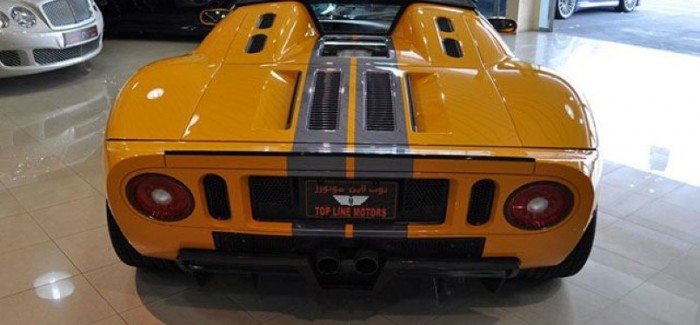 Ford GTX1 For Sale In The Middle East