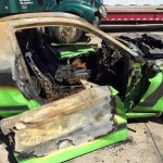 Ford Mustang Boss 302 Set on Fire by Vandals (5)