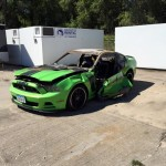 Ford Mustang Boss 302 Set on Fire by Vandals (6)