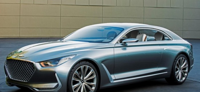 Hyundai Vision G Concept Coupe – Official