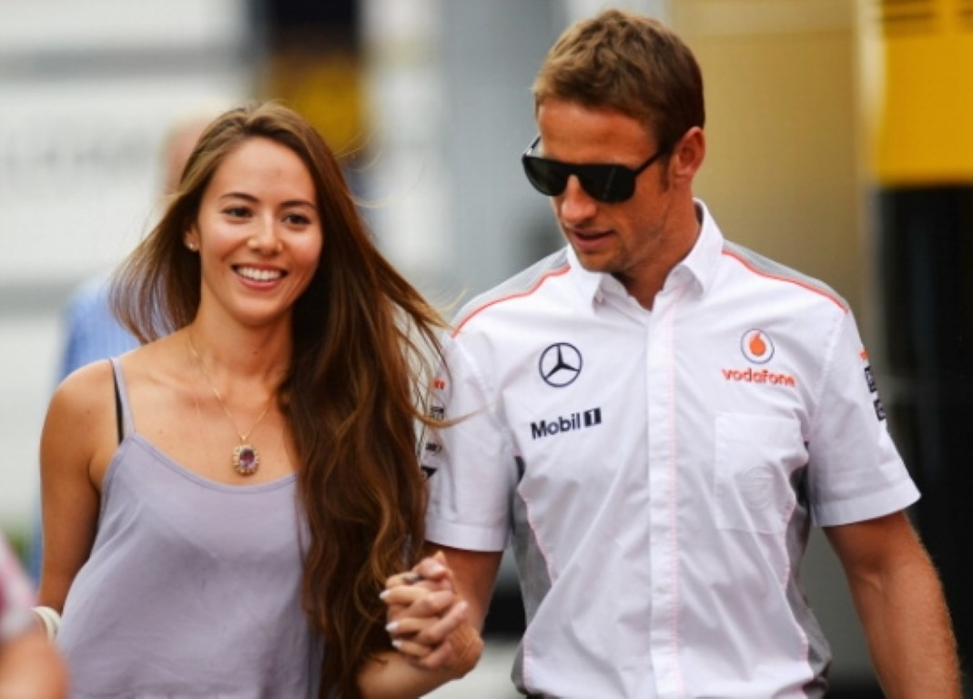 Jenson Button And Wife Knock Out In Home And Robbed Of