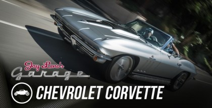 Joe Rogan's 1965 Chevrolet Corvette Stingray - Jay Leno Review (1)