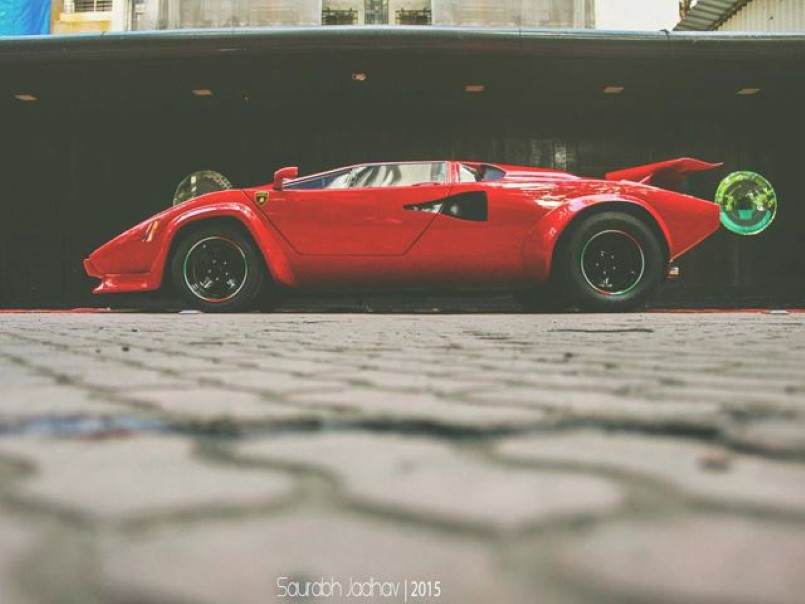 lamborghini countach replica could foll some people dpccars. Black Bedroom Furniture Sets. Home Design Ideas