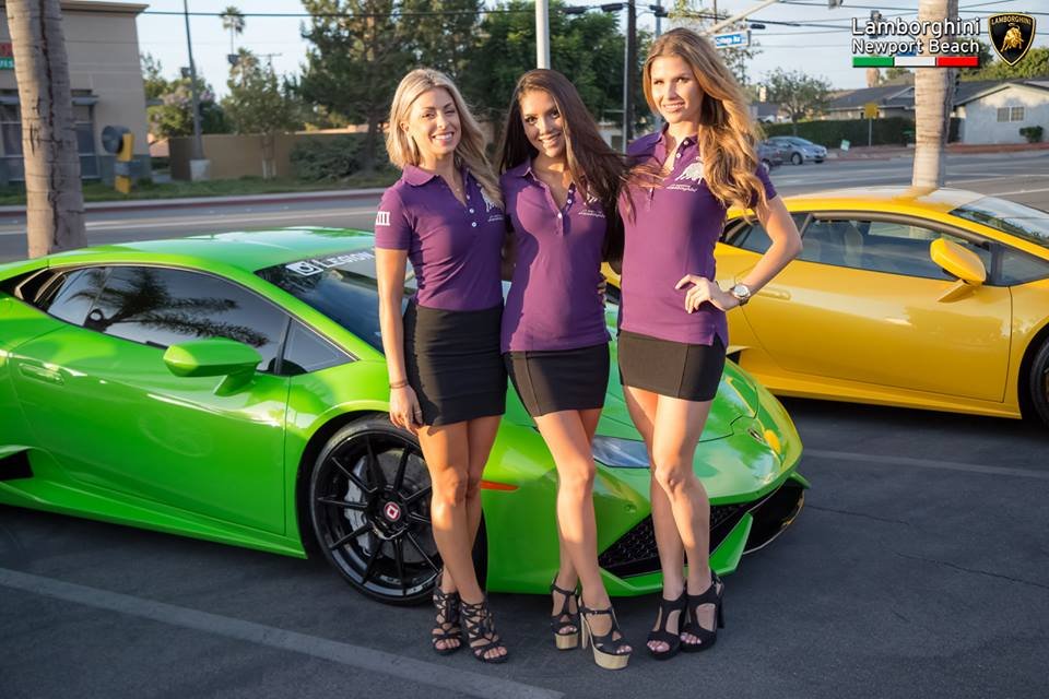 Lamborghini Newport Beach Super Trofeo Event 2015 (1)
