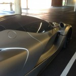 Lawyer's parking spothas a Huayra on Friday and a LaFerrari on Monday (6)