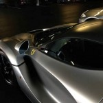 Lawyer's parking spothas a Huayra on Friday and a LaFerrari on Monday (7)