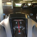 Lawyer's parking spothas a Huayra on Friday and a LaFerrari on Monday (8)