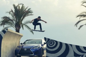 Lexus finally shows the Hoverboard video in action (6)