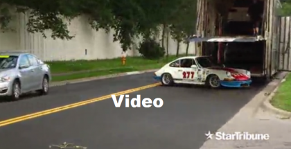 "Magnus Walker Crashing ""277"" Porsche 911 Caught On Video (1)"