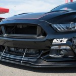 Mean Looking Widebody Ford Mustang (4)