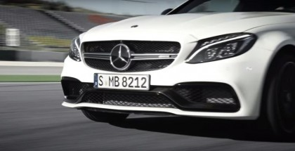 Mercedes-AMG C63 S Coupe revealed more in new video
