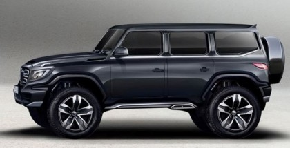 Mercedes G63 Concept by Ares Performance (2)