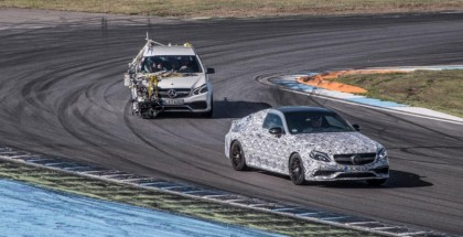 Mercedes teasing C63 AMG Coupe again (6)