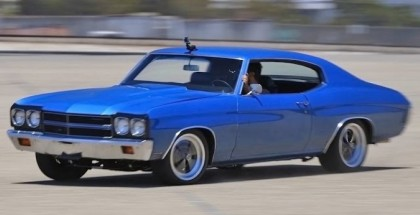 Motor Trend - 1970 Chevelle HT502 Suspension and Brake Upgrades (2)