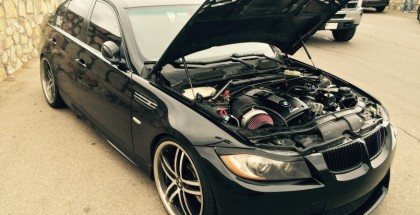 N54 BMW E90 335i with 741 WHP and 624 lb-ft of Torque