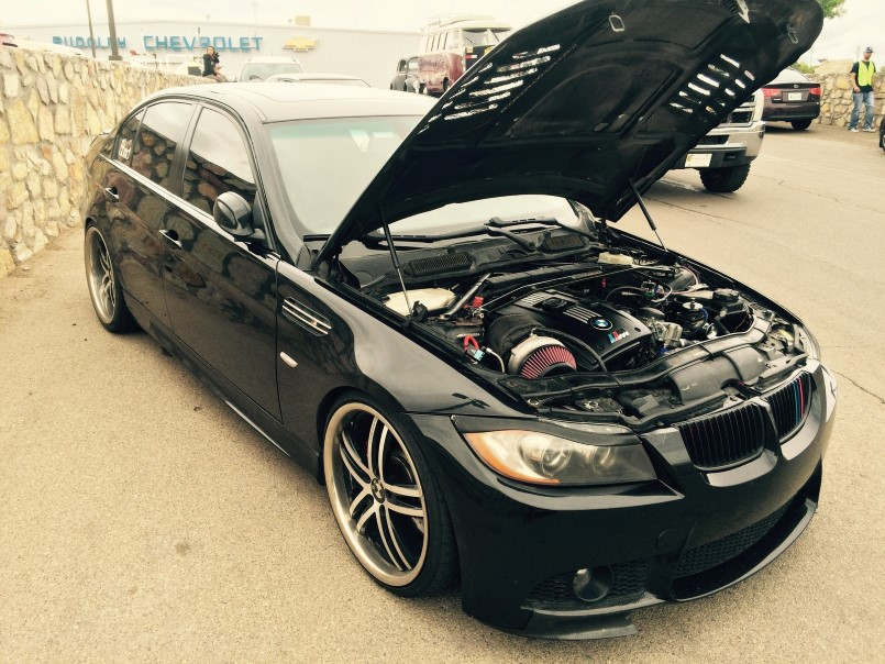 N54 BMW E90 335i with 741 WHP and 624 lb-ft of Torque ...