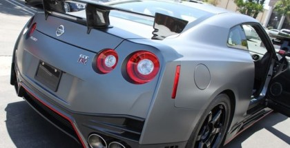 Nissan GT-R Nismo N-Attack Package will be installed by Stillen in the US (2)