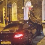 Porsche 997 Turbo crashes into a house and takes off (1)