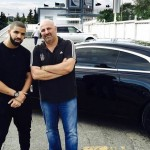 Rapper Drake gets A Special Edition Rolls Royce Wraith Gift (1)