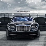 Rapper Drake gets A Special Edition Rolls Royce Wraith Gift (4)
