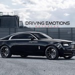 Rapper Drake gets A Special Edition Rolls Royce Wraith Gift (5)