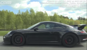 Roll Race - Porsche 991 GT3 PDK vs tuned BMW M5 F10 (2)