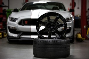 Shelby GT350R Mustang carbon fiber wheels Retail for nearly $30,000 (3)