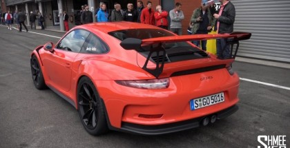 Shmee150 picks up Porsche 991 GT3 RS for a road trip review (2)