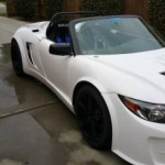 Subaru WRX turned into Factory Five Racing 818S Kit Car for sale - $25000 (1)