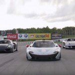 Taking Delivery Of McLaren P1, Porsche 918, Porsche Carrera GT At Same Time (1)