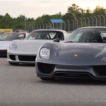 Taking Delivery Of McLaren P1, Porsche 918, Porsche Carrera GT At Same Time (6)