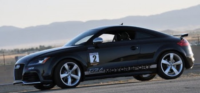 The Smoking Tire – 540HP Audi TTRS by 034 Motorsport – Video