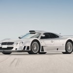 This is how you damage a super Rare Mercedes CLK GTR (4)