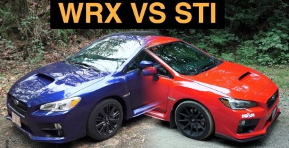 Three Reasons Why Regular Subaru WRX Is Better Than STI (2)