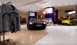 Top Gear - Racing in a shopping mall with Jeremy Clarkson (1)