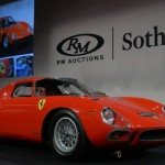 Top tier supercars going for crazy money at RM Sotheby's auction (1)