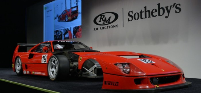 RM Sotheby's Pinnacle Portfolio auction Sold For $67,000,000