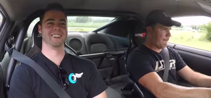 Vehicle Virgins gets a ride in a 1200HP Alpha Nissan GTR 0-60mph in 1.9 seconds – Video