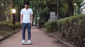 WalkCar - Japanese mini Segway That Fits In Your Backpack (2)
