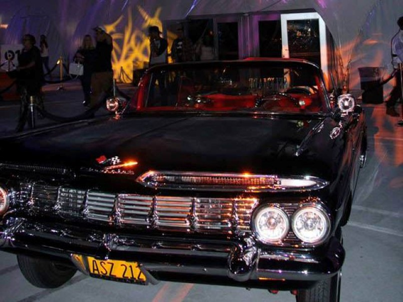 West Coast Customs Took Some Lowriders To The NWA Movie ...