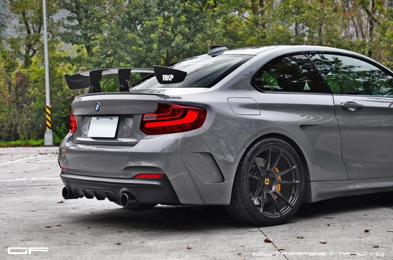 Widebody BMW M235i MH2 By Manhart 10