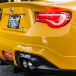 Yellow Scion FR-S with TRD Kit and Bronze Vossen Wheels (13)