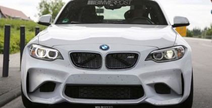 Your best look yet at the BMW M2 (2)