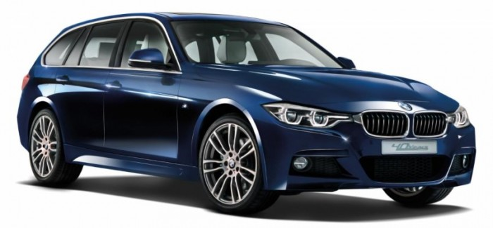 100 Car Limited BMW 320d xDrive Touring 40 Years Edition (3)
