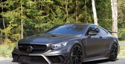 1000HP Mercedes S63 Coupe Black Edition by Mansory (2)